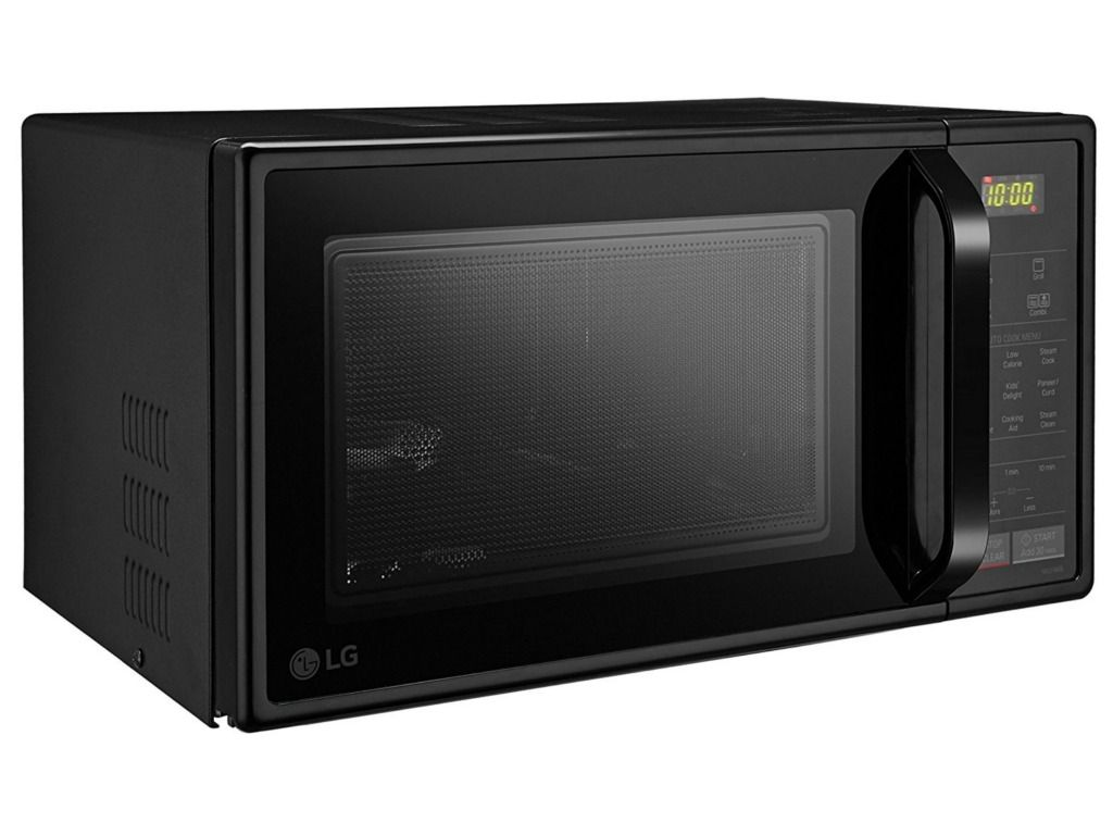 Lg Mc2146bl 21 Litre Convection Microwave Price In India