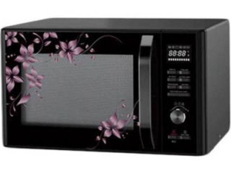 Haier Hil3001cbsh 30 Litre Convection Microwave Price In