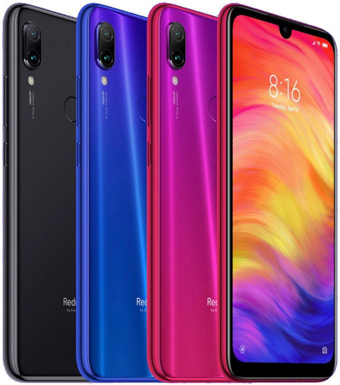 Xiaomi Redmi Note 7 Pro Price in India, Full Specs & Features ...