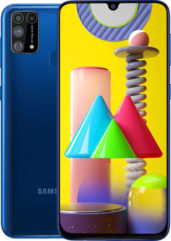 Samsung Galaxy M31 Price in India, Full Specs & Features (4th June ...