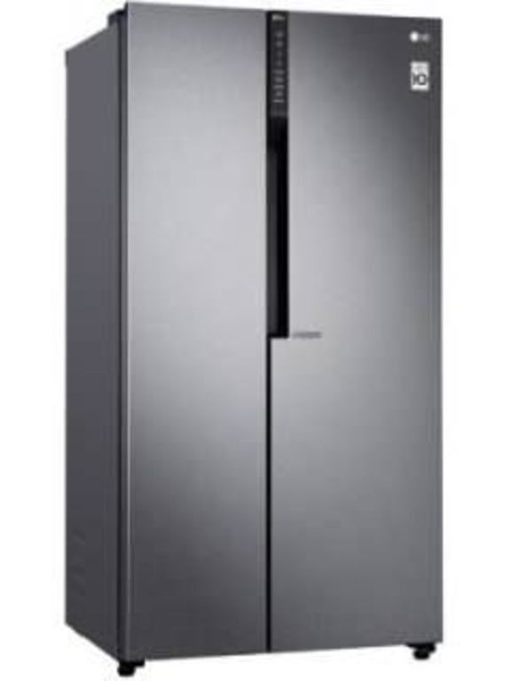 Lg 679 Litre Side By Side Refrigerator Gc B247kqdv Price In India Buy At Best Prices Across Mumbai Delhi Bangalore Chennai Hyderabad Pricebaba Com
